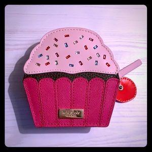 Kate Spade Take the Cake coin purse